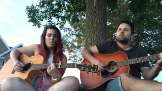 here without you from 3 doors down the garlics cover one take