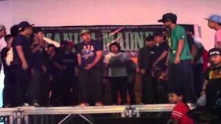 Manila Madnezz 2: Duel :Stout vs Boi Soul Haka