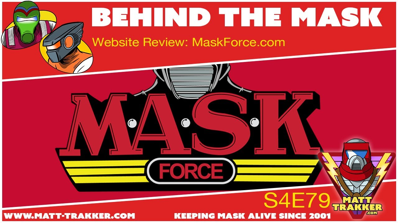 Website Review: MaskForce.com - s4e79