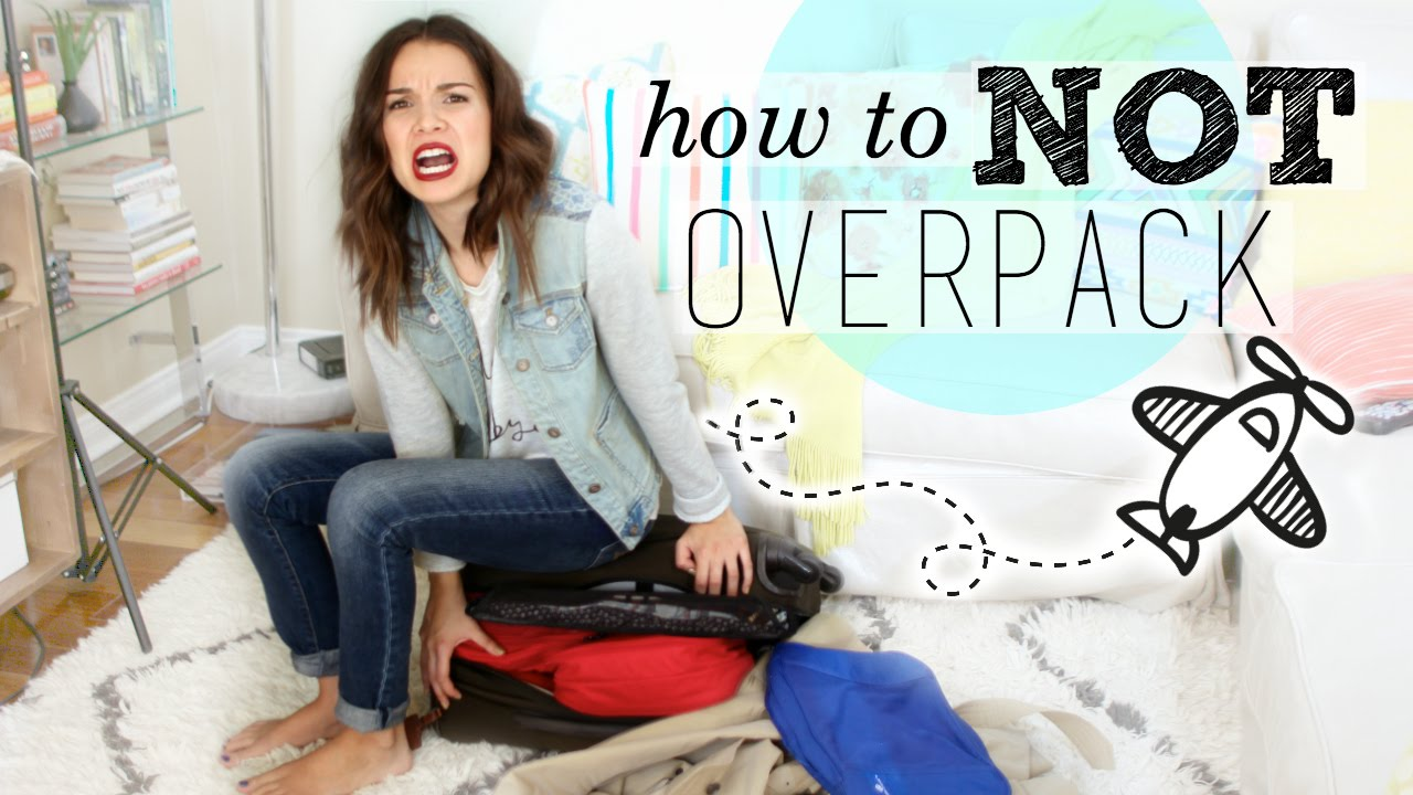 How to Pack Without Overpacking picture