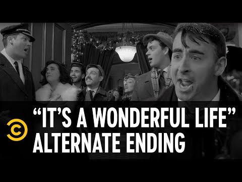 """How """"It's a Wonderful Life"""" Could've Ended"""