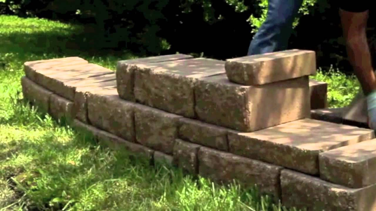 a8ef7c6cda56 Highland Stone Sequent Wall Pattern - YouTube