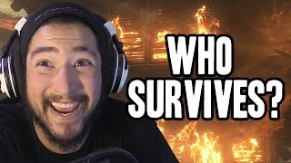 WHO SURVIVED? FINALE - Until Dawn Part 18 (END)