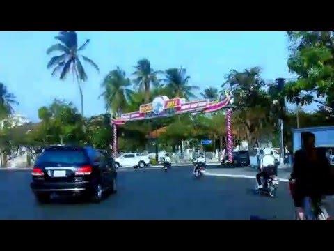 Asia Timelapse Travel - Touring Asian Phnom Penh Streets - Youtube