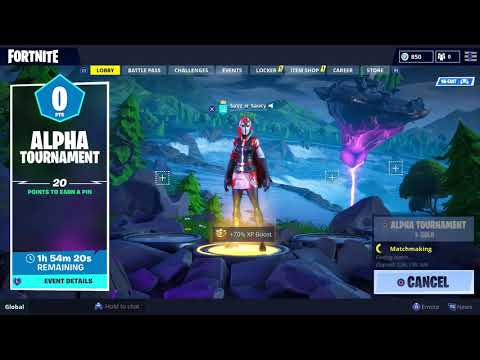 matchmaking not working fortnite