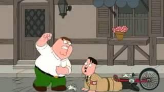 Peter Kills Hitler  - Family Guy Season 6 Episode 3