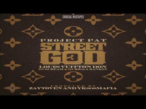 Project Pat - Street God 3 [FULL MIXTAPE + DOWNLOAD LINK] [2016]