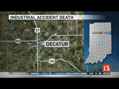 Man killed in industrial accident at Adams County butcher sh
