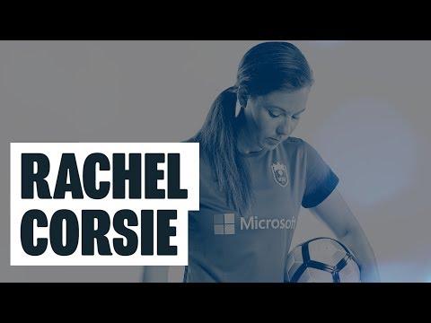 Rachel Corsie: Defining Home