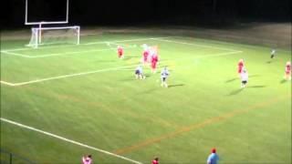 Lacrosse Goalie Hits