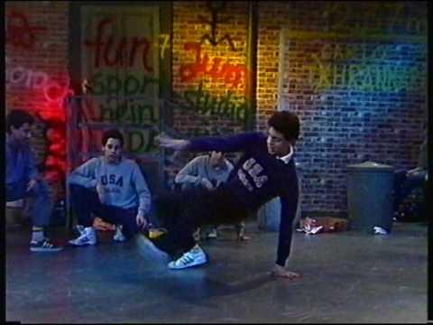 1984 Dynamic Rockers Breakdance Let the Music Play Break Dance