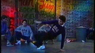 1984 Dynamic Rockers Breakdance Let the Music Play Break Dance