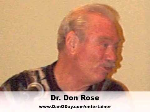 DR. DON ROSE EXPLAINS THE TEARS AFTER HIS RADIO CAREER KFRC WFIL