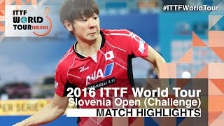 2016 Slovenia Open Highlights: Asuka Machi vs Deni Kozul (Qual)(Review all the highlights from the Asuka Machi vs Deni Kozul (Qual) from the 2016 Slovenia Open Subscribe here for more official Table Tennis highlights: ..., 2016-06-01T15:10:51.000Z)