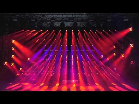 Prolight + Sound 2017 Light Show