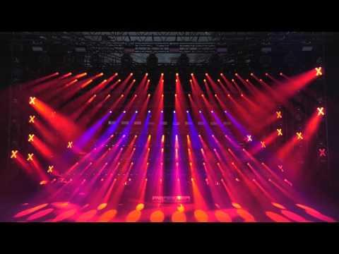 Prolight + Sound 2017 Light Show