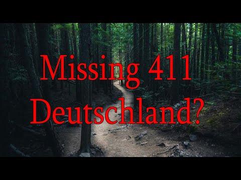 Weitere Vermisstenfälle (411?) , aus dem deutschsprachigen Raum.