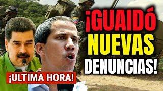 VENEZUELA NOTICIAS HOY 15 DE SEPTIEMBRE   GUAIDO MAS DENUNCIAS MADURO NOTICIAS DE VENEZUELA