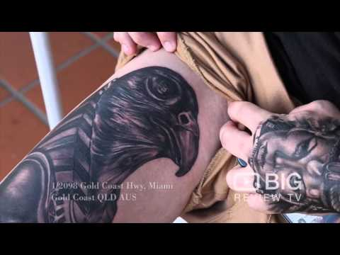 Surf N Ink Tattoo Studio In Gold Coast QLD Offering Tattoo Designs And Piercing