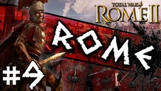 Total War: Rome II: Rome Campaign #9 ~ Barbarian Conflict