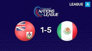 #CNL Highlights - Bermuda 1-5 Mexico