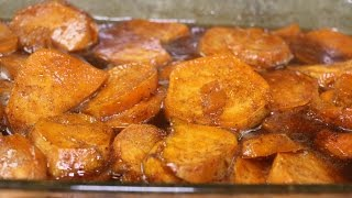 Candied Yams Recipe - How to Make Candied Yams
