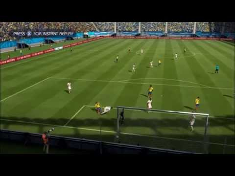 HONDURAS - ECUADOR | FIFA World Cup 2014 (All Goals Highlights HD)