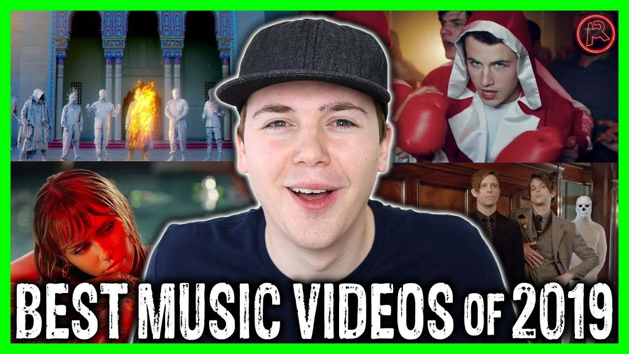 Top 15 Best Music Videos Of 2019 Youtube