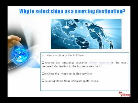 A brief introduction to China sourcing