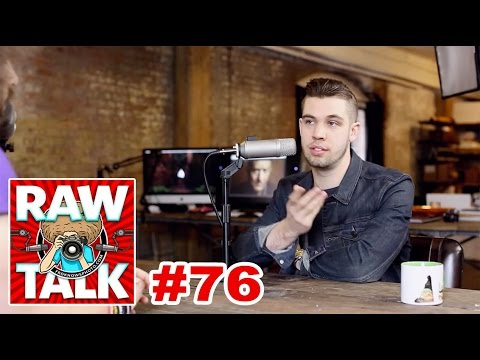 That's Right We Have an INTERVIEW with JOEY L: RAWtalk Photography Episode #076