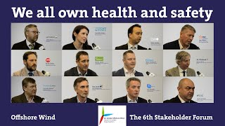 G+ Stakeholder Forum: We all own health and safety