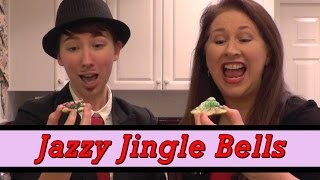 JAZZY JINGLE BELLS (music video) - Michelle & Monique Creber
