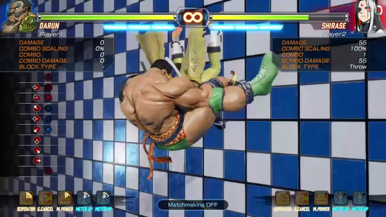 fighting ex layer has kara throws with ridiculous range shoryuken fighting ex layer has kara throws with