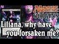 Magic Origins: Demonic Pact Spoiler, Liliana Failed Me