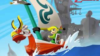 The Legend of Zelda Wind Waker: Song of Passing (Baton)