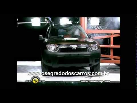 renault duster crash test veja o resultado agora no brasil youtube. Black Bedroom Furniture Sets. Home Design Ideas