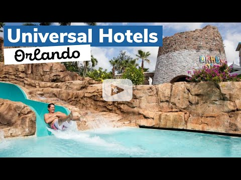 Universal Orlando Hotel Options Explained