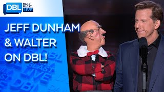 Jeff Dunham & Walter Preview the 'Unrehearsed Last-Minute Pandemic Holiday Special'