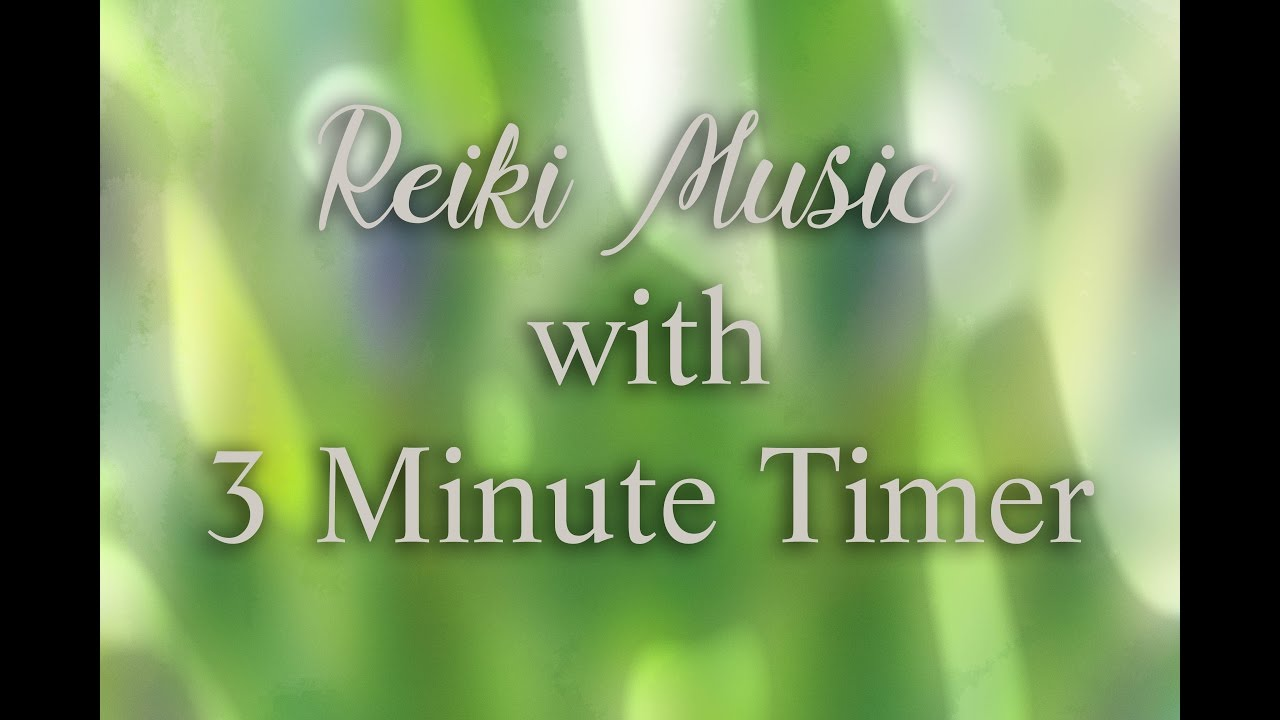 Reiki Timer With Music Nature Sounds Windchimes And Wooden Flute With  Minute Bell Timer