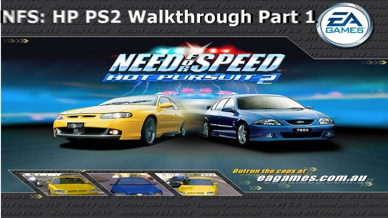 Need For Speed Hot Pursuit 2 Ps2 Hd Pcsx2 R5294 Porsche