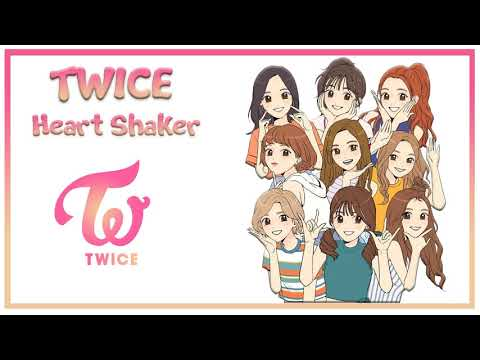 Heart Shaker Mp3 TWICE