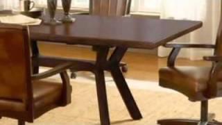 Grand Bay Rectangular Casters Dining Set - Hillsdale Furniture