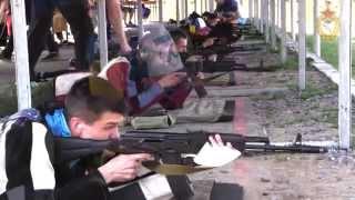 Военно-прикладные виды спорта. Военное пятиборье / Military Pentathlon