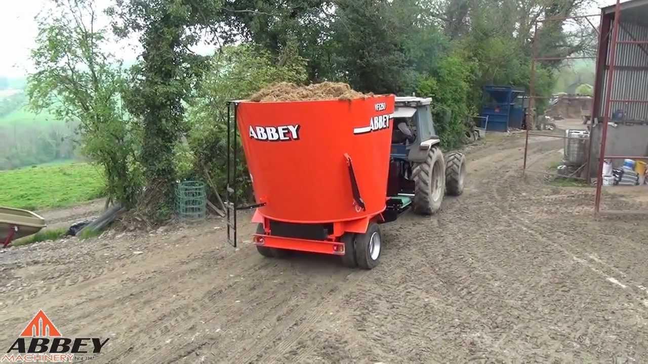 Industry Leading Feeder Wagon | Unique Mixing Abilitiy | Abbey Machinery
