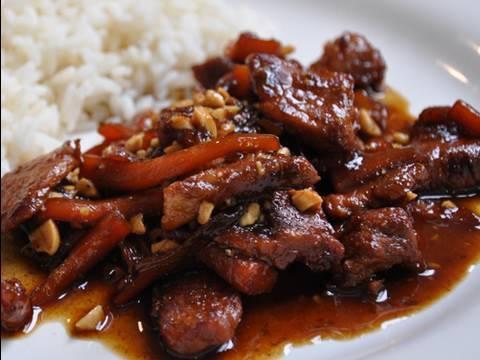 recette de cuisine vietnamienne porc au caramel youtube
