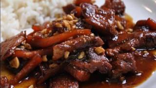Recette de cuisine vietnamienne: porc au caramel