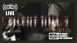 [Live] Silent Hill 2 (PS2/Emu): TERROR AO VIVO - Aquecimento AGONY #1