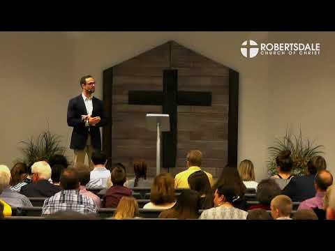 Andrew Itson - Broken Heroes #5 -Robertsdale Church of Christ