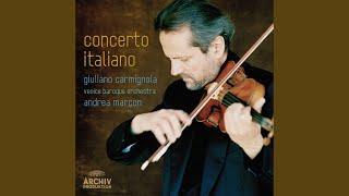 Lolli: Concerto for Violin in C Major Op.2a, No.2 - Adagio