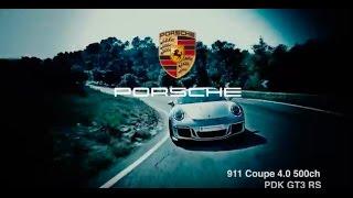 Porsche 911 PDK GT3 RS : Concept Bstore voiture de prestige